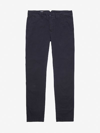 CHINO-HOSE AUS GABARDINE-STRETCH