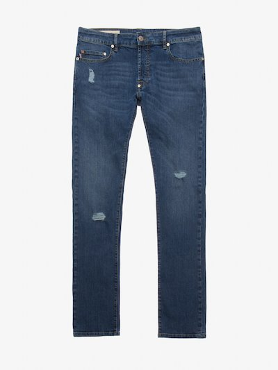 PANTALÓN DENIM STRETCH CINCO BOLSILLOS