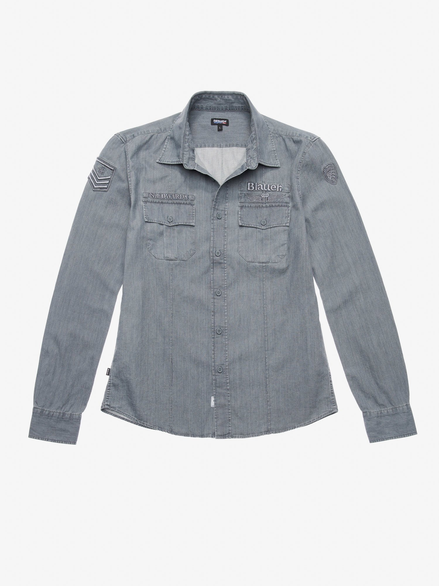AVIATOR SHIRT - Blauer