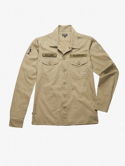 WILLIAMS MILITARY SHIRT