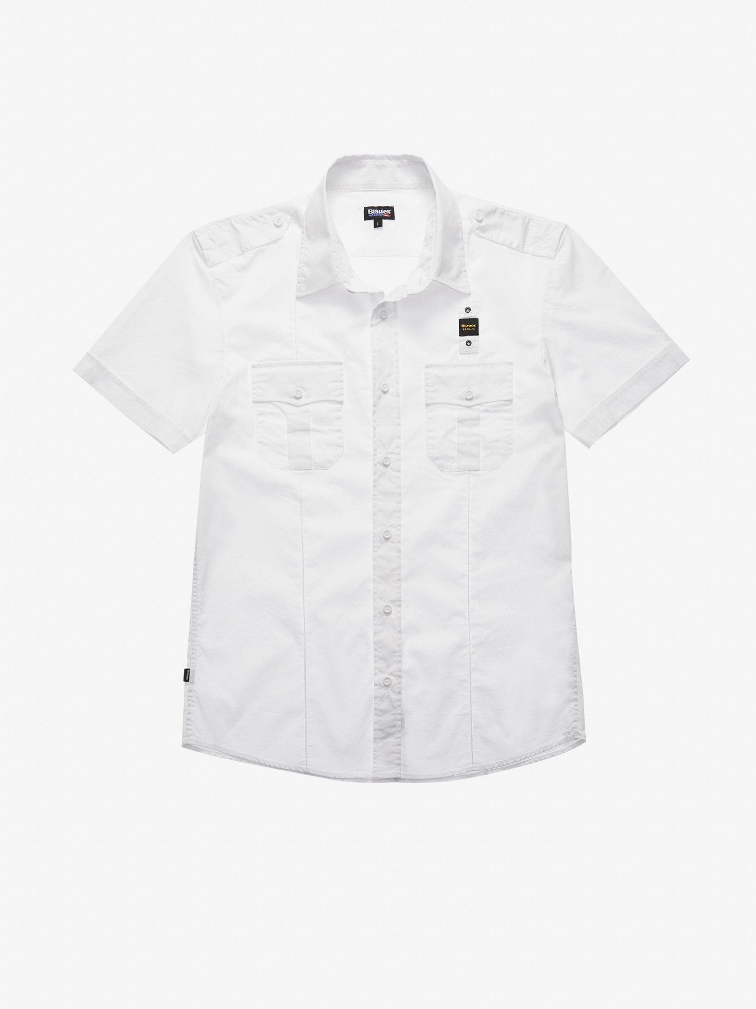 5ba86f6d4183 Camicie uomo online (maniche lunghe e corte) | Blauer®