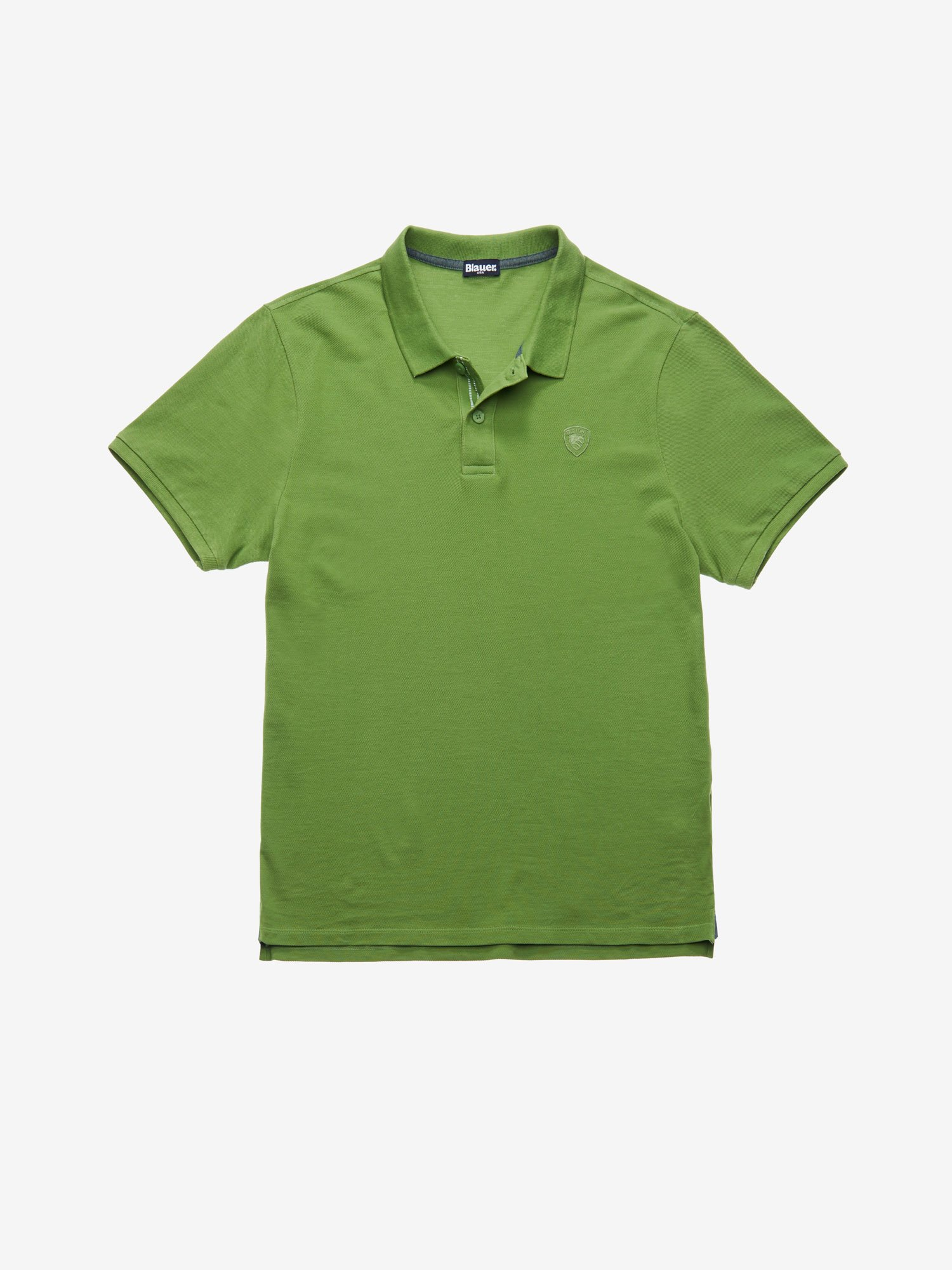 MEN'S SHORT SLEEVE POLO SHIRT - Blauer