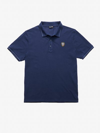LIGHTWEIGHT PIQUE POLO SHIRT