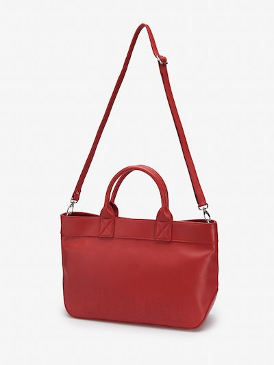 SHOPPER LARGE LEATHER TOTE