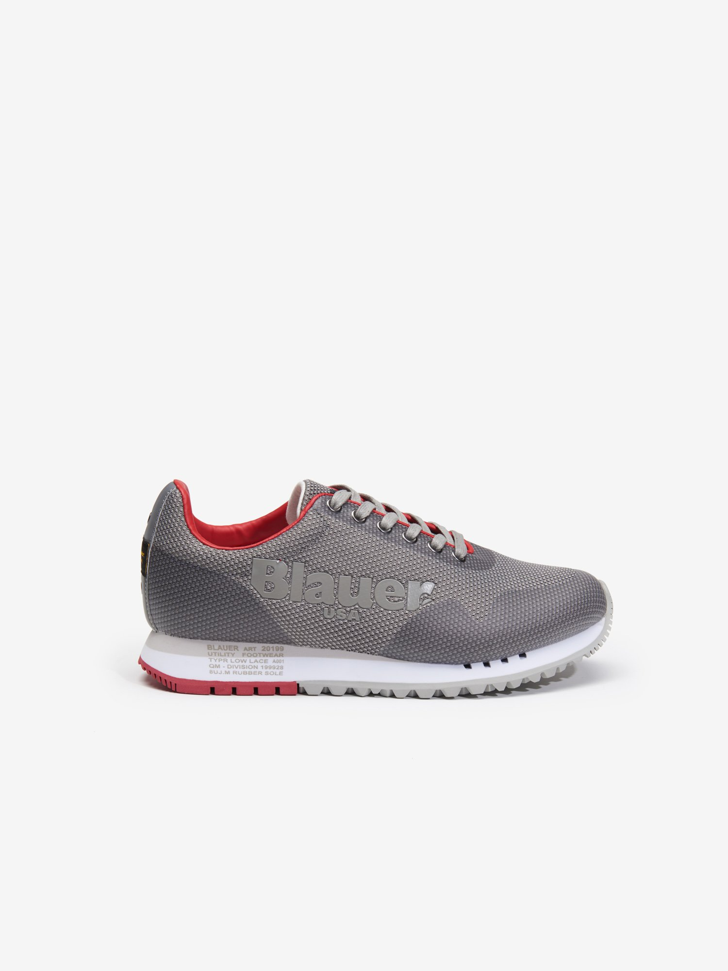 c634937280a936 Blauer - DENVER - Mouse Grey - 1 ...