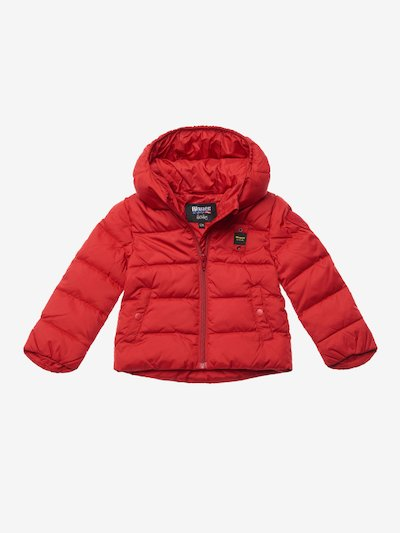 NICHOLSON BABY DOWN JACKET WITH HOOD