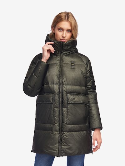 ELLIS IRIDESCENT DOWN JACKET