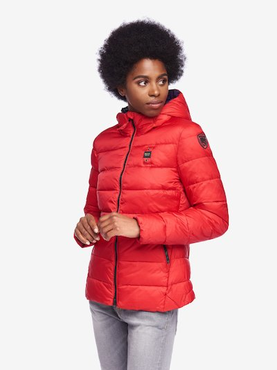 DAUNENJACKE LIGHT BIO MIT KAPUZE POWELL