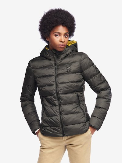 POWELL LIGHT BIO JACKET WITH HOOD