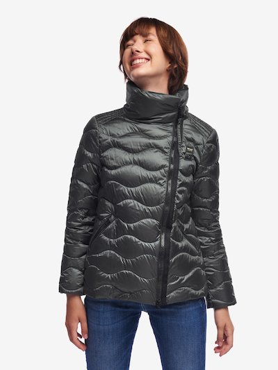 KNIGHT WIDE NECK JACKET