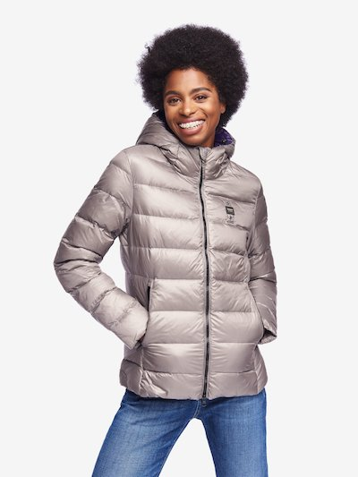 COLE DOWN JACKET WITH HOOD