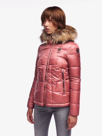 HARPER DOWN JACKET WITH FUR