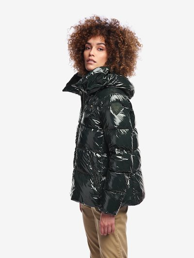 HART SHINY DOWN JACKET WITH HOOD