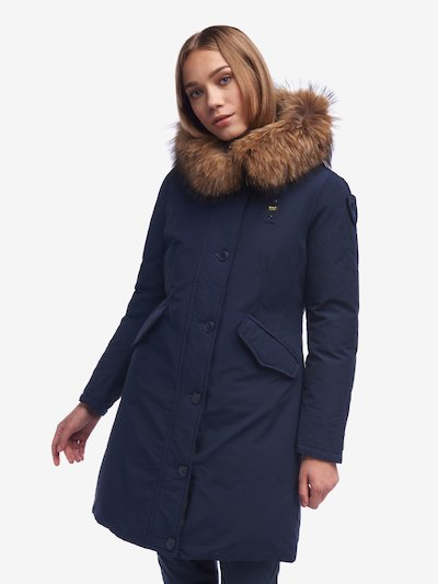 PARKA AUS TASLAN LIGHT FÜR DAMEN WOODS