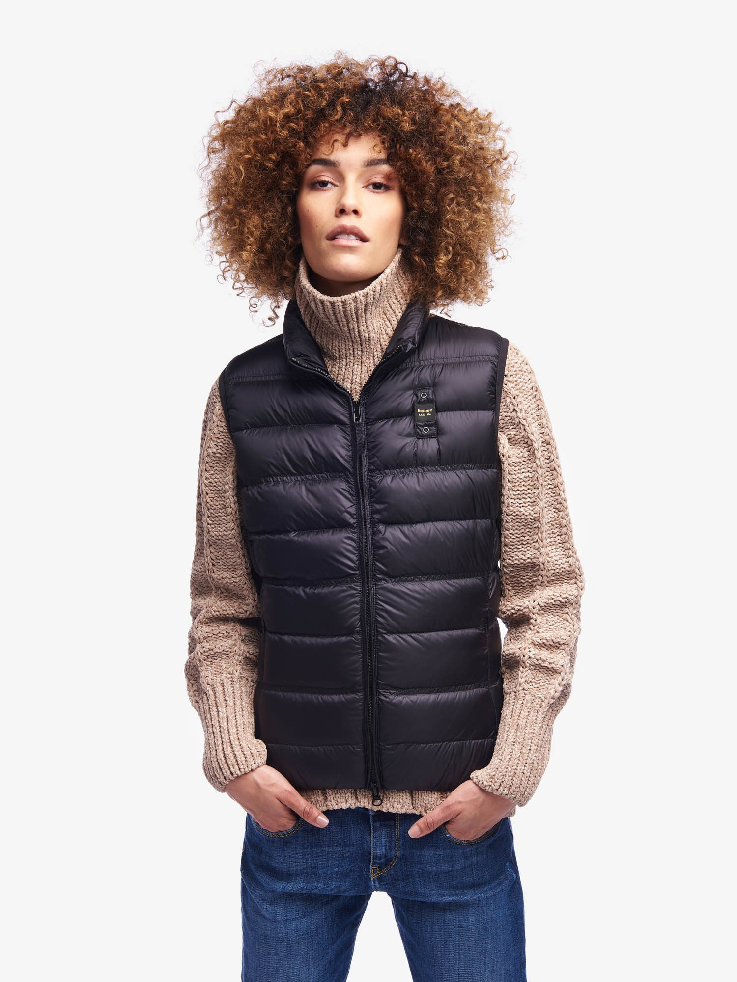WILLIS DOWN VEST - Blauer