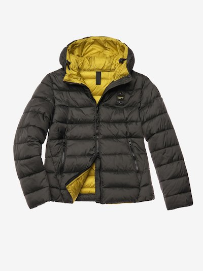 MARSH  BIO DOWN JACKET WITH HOOD