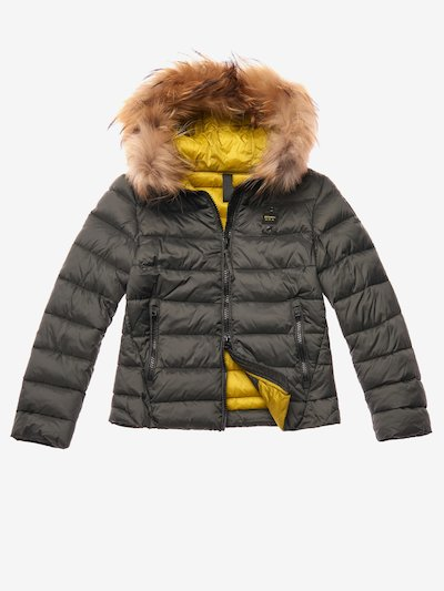 HOPKINS  BIO DOWN JACKET WITH HOOD