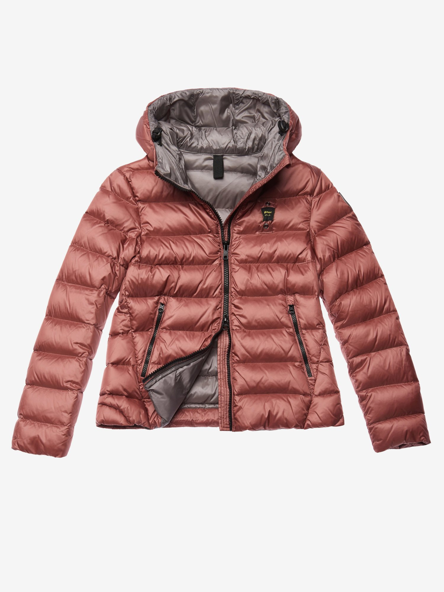 PARRY DOWN JACKET WITH HOOD - Blauer