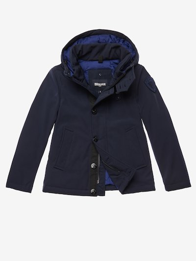 JOHN HOODED PADDED JACKET