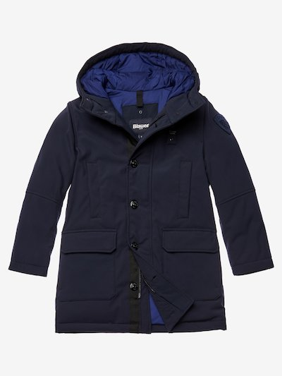 BURKE LONG DOWN PARKA