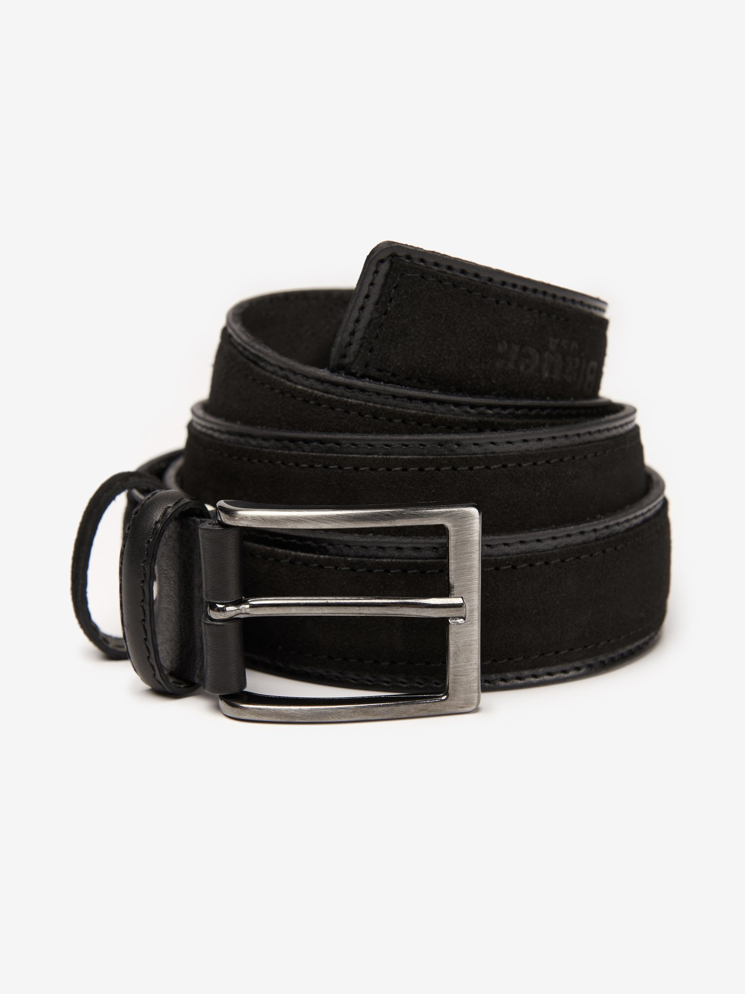 ADJUSTABLE LEATHER BELT - Blauer