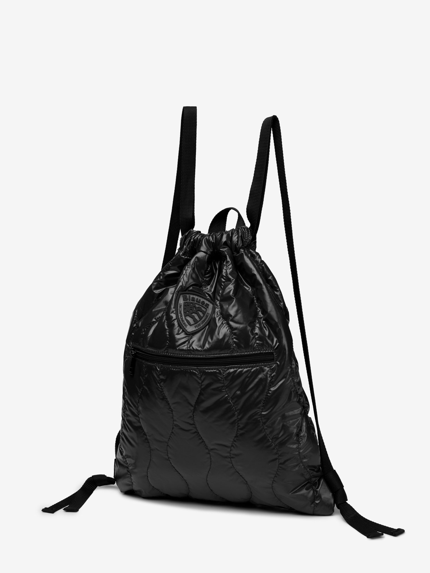 SUPER LIGHT BOMBER STYLE BACKPACK - Blauer