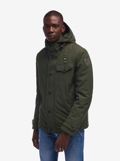RICHARDSON PADDED JACKET