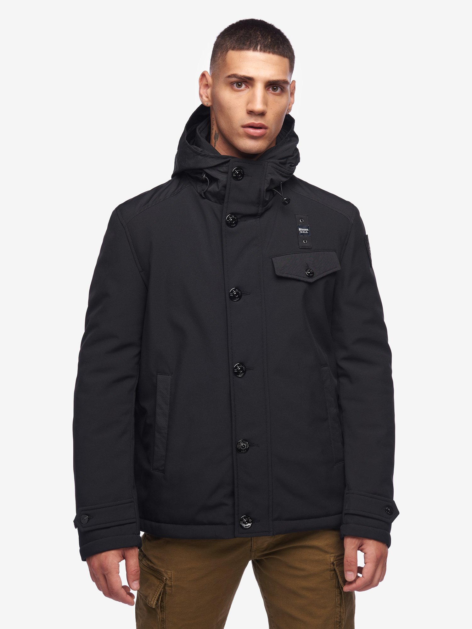 RICHARDSON PADDED JACKET - Blauer