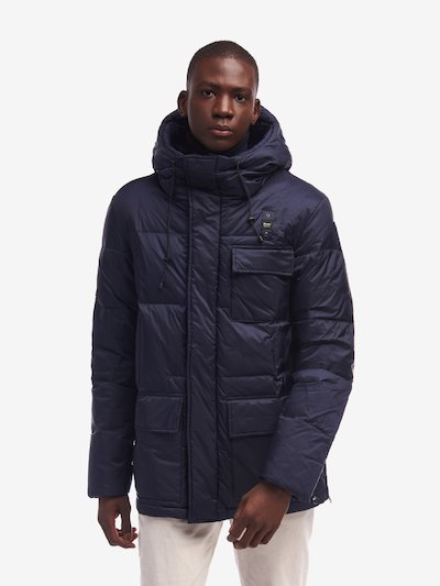 RICHARDS LONG RECYCLED DOWN JACKET