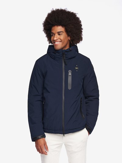 WALSH JACKET WITH ECOLOGICAL PADDING