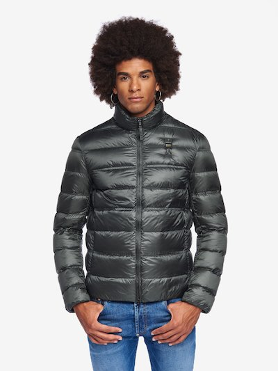 HARVEY SOLID COLOUR DOWN JACKET