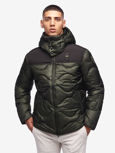 ALI DOWN JACKET WITH THREE POCKETS