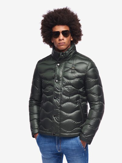DIXON SHINY WAVE DOWN JACKET