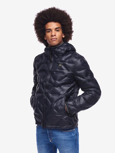 GRANT DOWN JACKET WITHOUT STITCHING