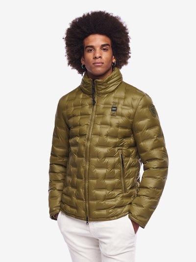 LANE THERMAL QUILTED DOWN JACKET
