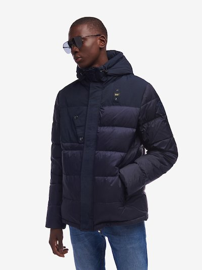 WEST RECYCLED DOWN JACKET