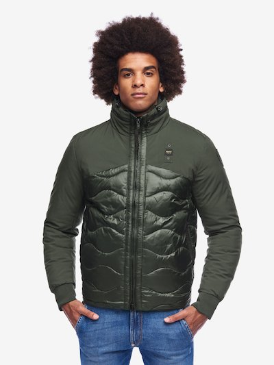 ANDREWS MICRO RIP-STOP NEOPRENE DOWN BLEND JACKET