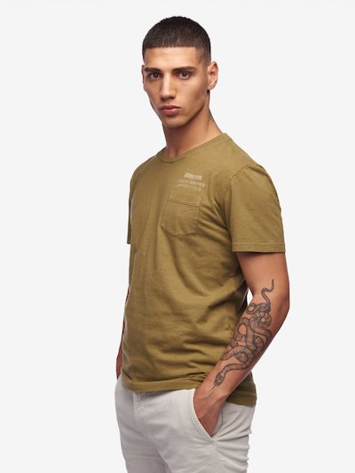 TRUCK DRIVER SHORT SLEEVE T-SHIRT