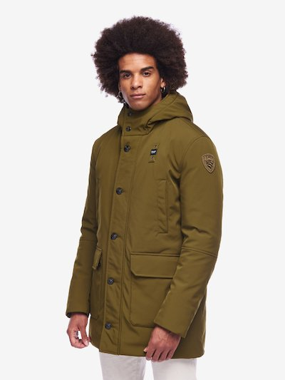 CHAMBERS LONG DOWN PARKA