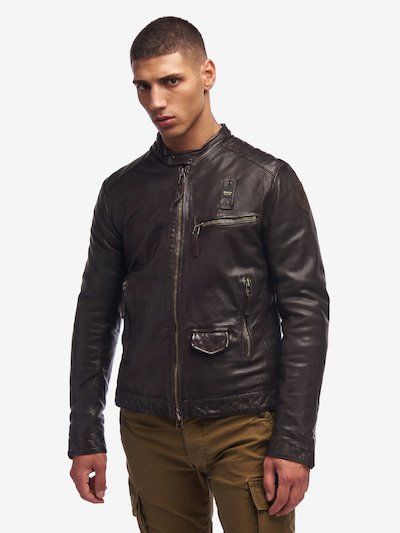 PRICE PADDED BIKER JACKET