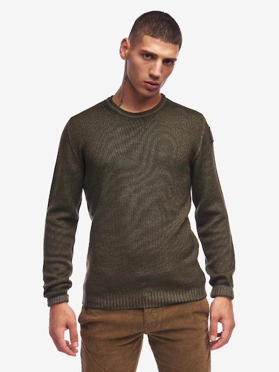 SMOOTH WOOL SWEATER