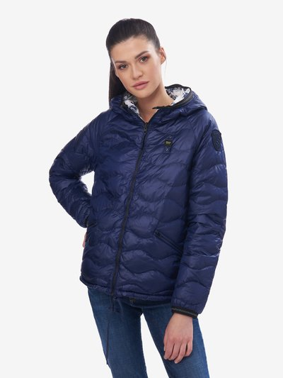 O NEILL REVERSIBLE SHINY DOWN JACKET 100 GR