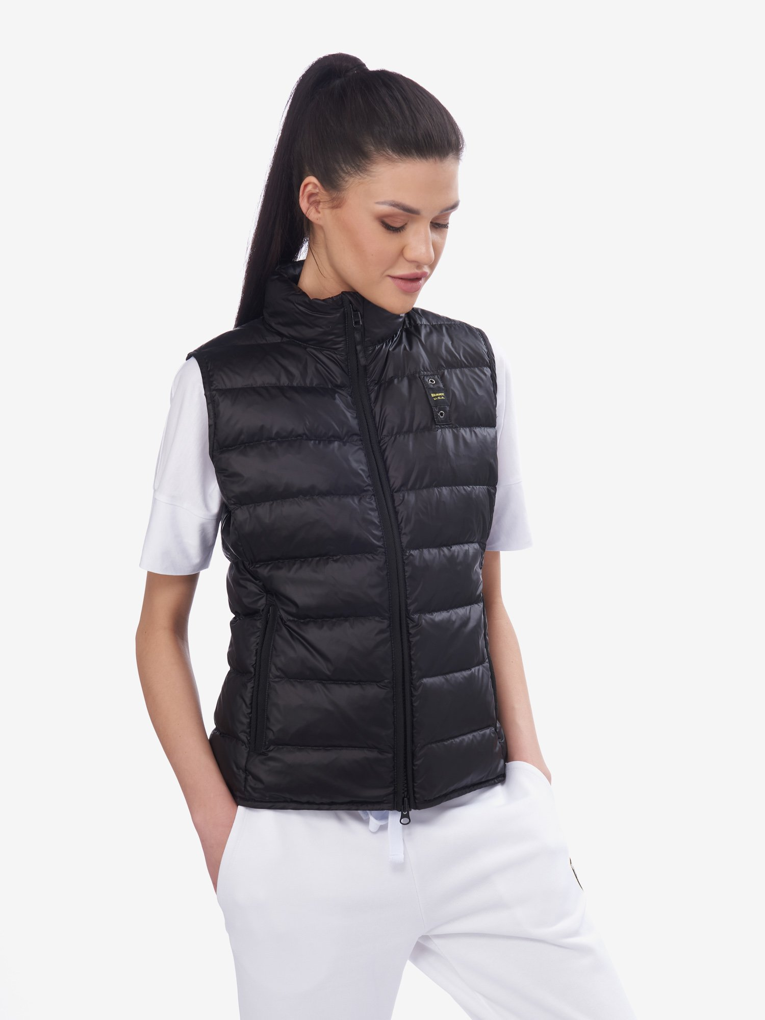 BISHOP DOWN VEST - Blauer