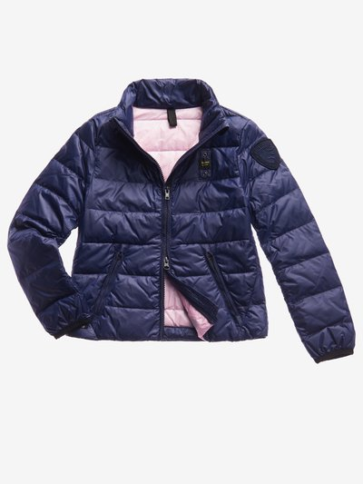 JUNIOR LIGHT PADDED DOWN JACKET