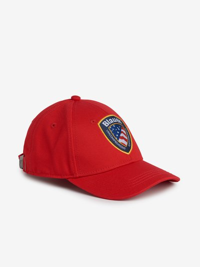 GORRA BÉISBOL JUNIOR PATCH BLAUER