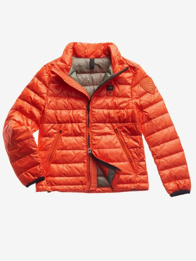 JUNIOR BASIC NYLON DOWN JACKET