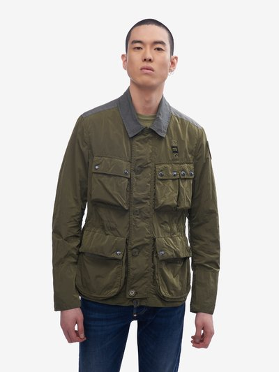 WEBSTER UNLINED FIELD JACKET