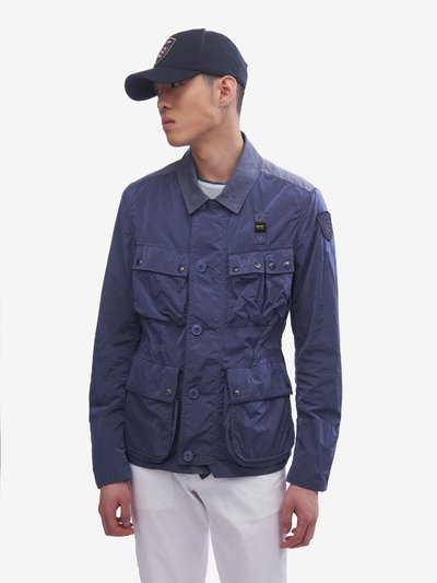 FIELD JACKET SANS DOUBLURE WEBSTER