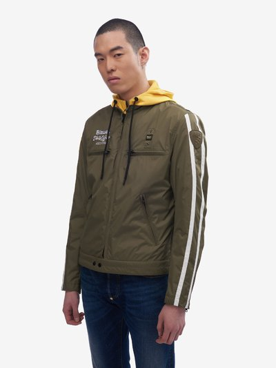 DANIEL BLAUER STATE OFFICER JACKET