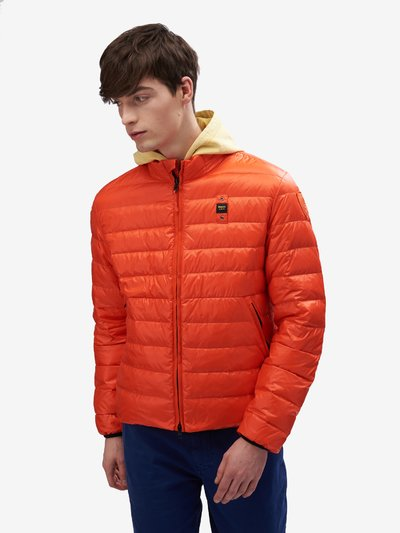 BOB NYLON DOWN JACKET